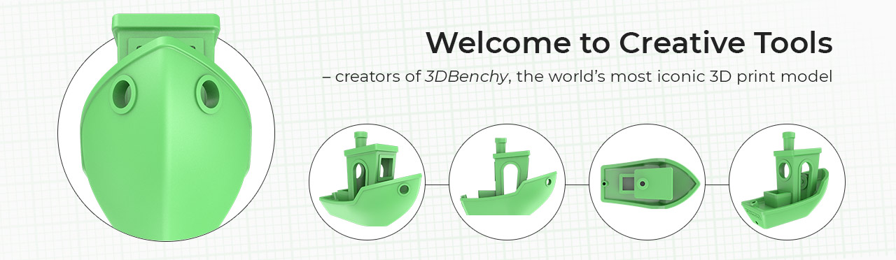 3DBenchy
